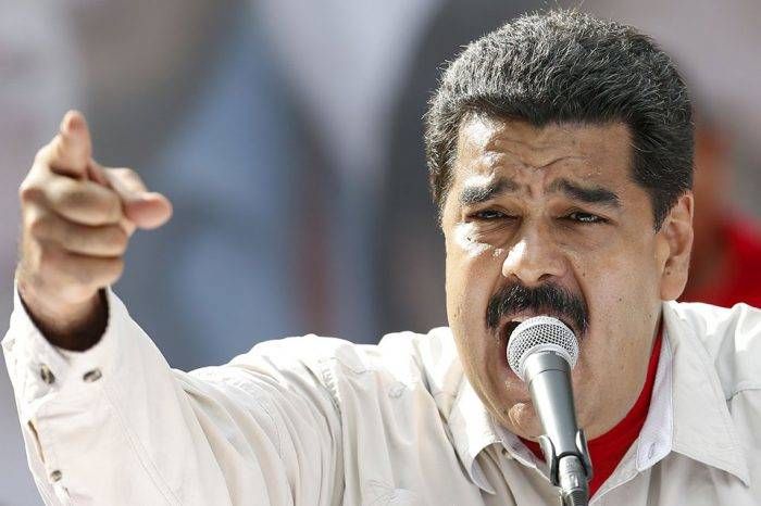 """Con """"guerra ganada"""" y militarización, Maduro denuncia más sabotaje eléctrico"""