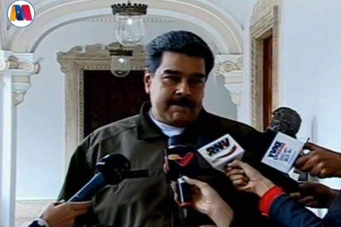 Maduro asegura que algunos países del Grupo de Lima han rectificado su posición
