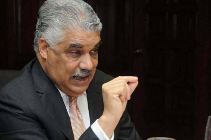 "Canciller dominicano: se pide visa a venezolanos ""por principio de reciprocidad"""