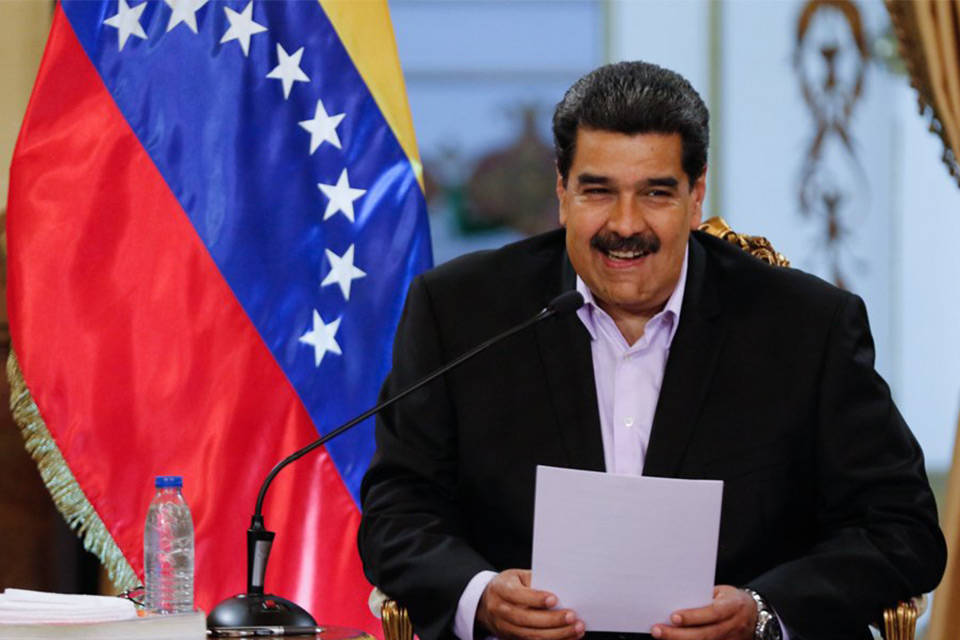 Nicolas-Maduro-Sanciones-Citgo-Pdvsa Venezuela