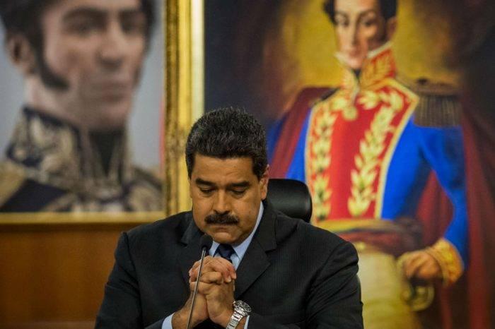 """Maduro exige lealtad a la FAN y pide máxima movilización militar """"desde el amanecer"""""""