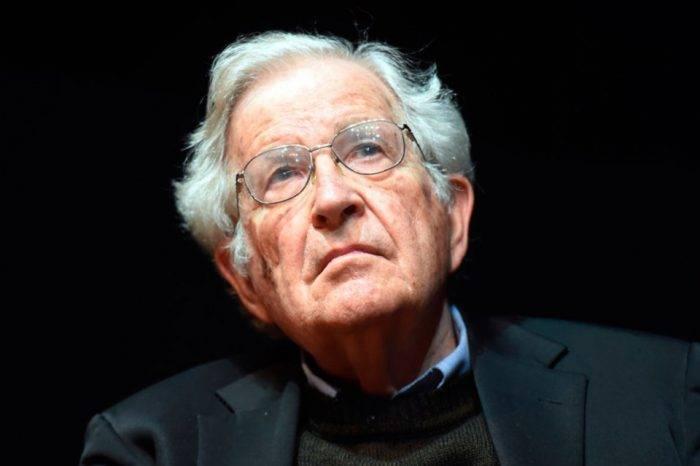 Lo que Noam Chomsky jamás sabrá, por Ariadna García