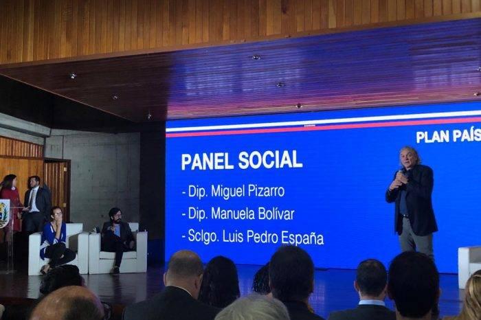 Plan País levantará control de cambio y reestablecerá programas de alimentación escolar
