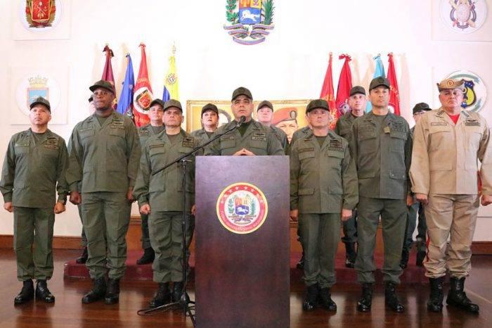 """Padrino López asegura que """"Venezuela no esta sola"""" en el tablero de juego geopolítico"""