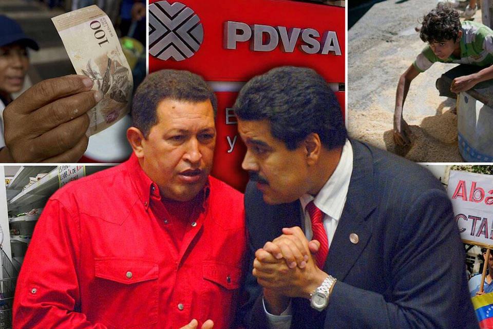 Petróleo y chavismo: desgracia venezolana, por CristianSilvaPotellá