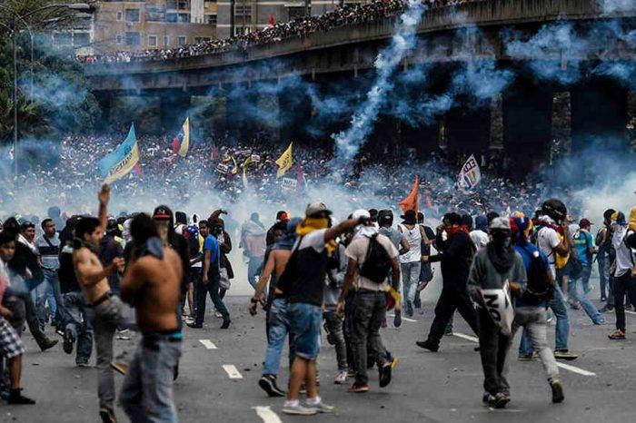 La banalidad del mal en la guerra incivil de Venezuela, por Ángel R. Lombardi B.