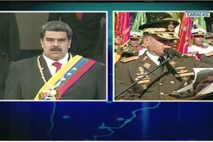 """FAN jura, reconoce y reafirma lealtad """"sin vacilaciones"""" a Maduro"""