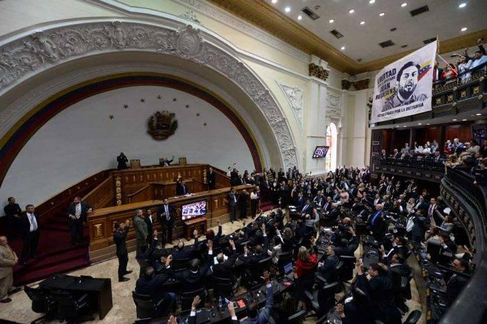 Asamblea Nacional exige la inmediata liberación del diputado Gilber Caro