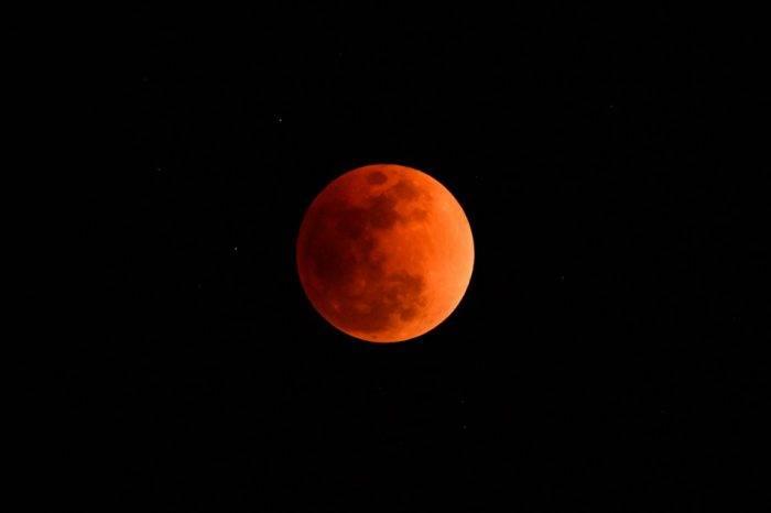 Primer eclipse total de luna del año será en la madrugada del lunes 21Ene
