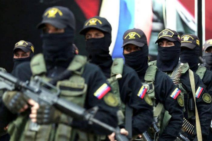 Denuncian que efectivos de las FAES allanan residencias en Lara sin orden judicial