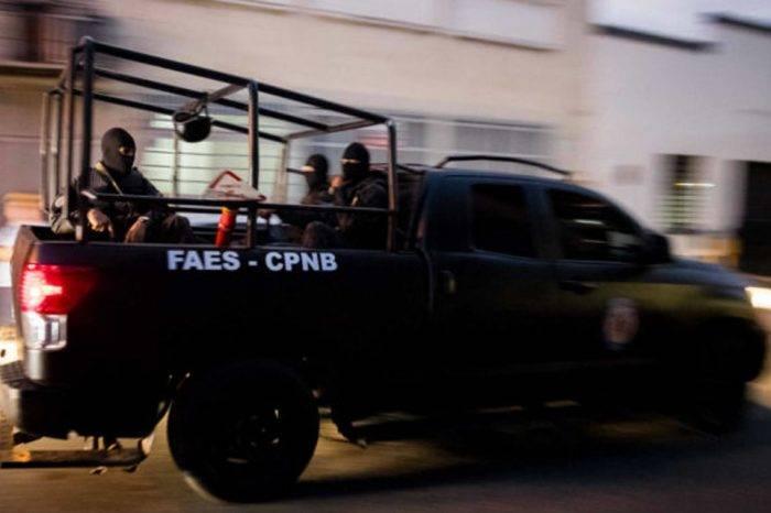 Reportan enfrentamiento entre FAES y antisociales en la Cota 905