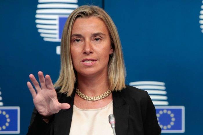 Mogherini: Mike Pompeo siempre será bienvenido en la UE pero aún no hay planes de reunión