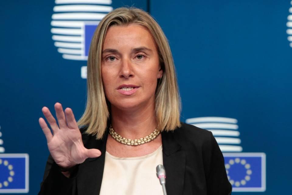 """UE rechaza """"motivación política"""" en sentencia del TSJ contra diputados"""
