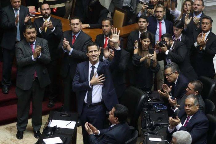 Guaidó: La Presidencia no está vacante sino usurpada por Nicolás Maduro