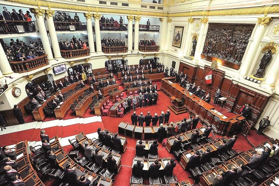 Diputado Jony Rahal se reunió con canciller y presidente del Congreso peruano