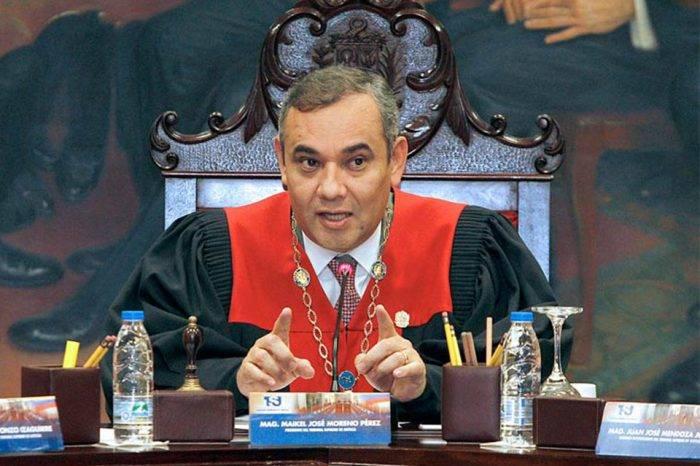 """TSJ se suma a las amenazas de """"castigar severamente"""" a quienes apoyen sanciones"""