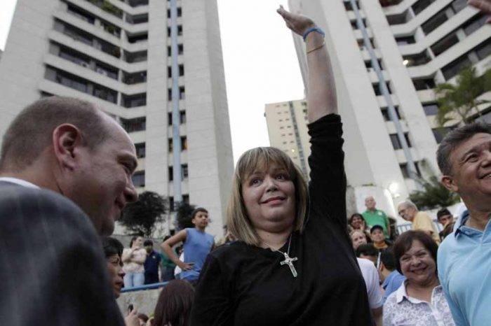 María Lourdes Afiuni recusa al juez de su causa y le difieren juicio hasta el #15Marzo