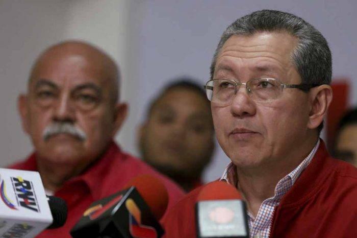 """PSUV afina su maquinaria para los """"próximos eventos electorales"""""""