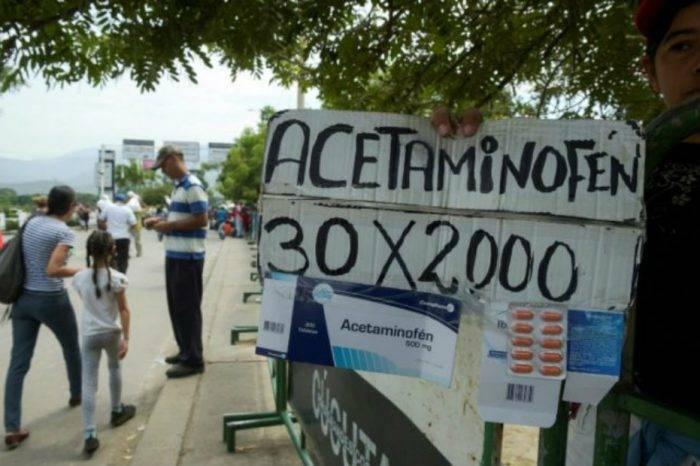 El comercio del dolor: farmacias callejeras en frontera entre Colombia y Venezuela