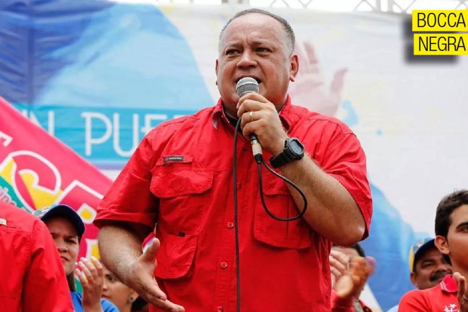 Diosdado Cabello. Boccanegra