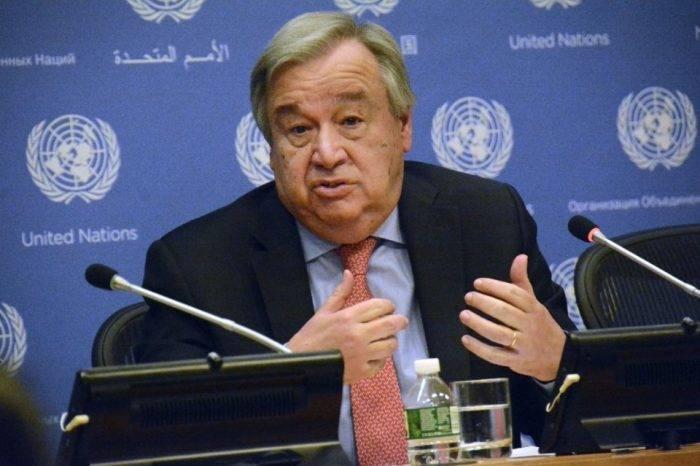 Antonio Guterres celebra continuidad de mesas de negociación entre gobierno y oposición