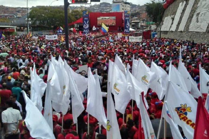 """Diosdado Cabello pidió no confiarse ante """"victoria popular"""""""