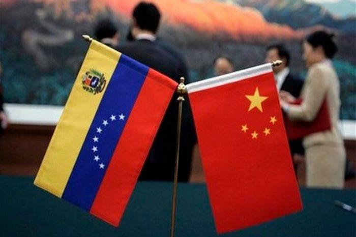 """China dice que reuniones con la oposición venezolana son """"noticias falsas"""""""