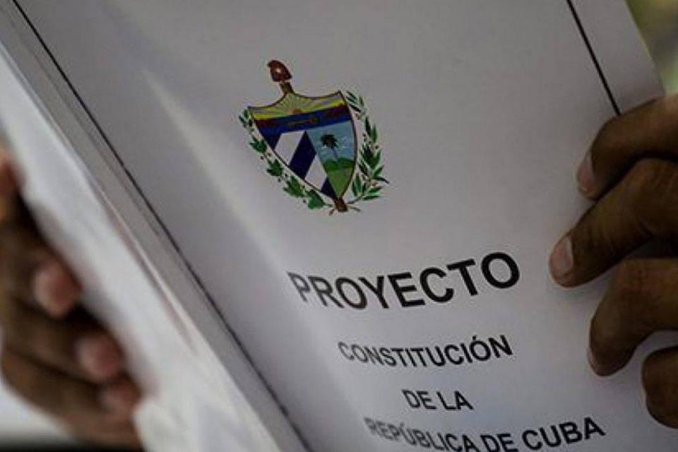 Cuba constitución