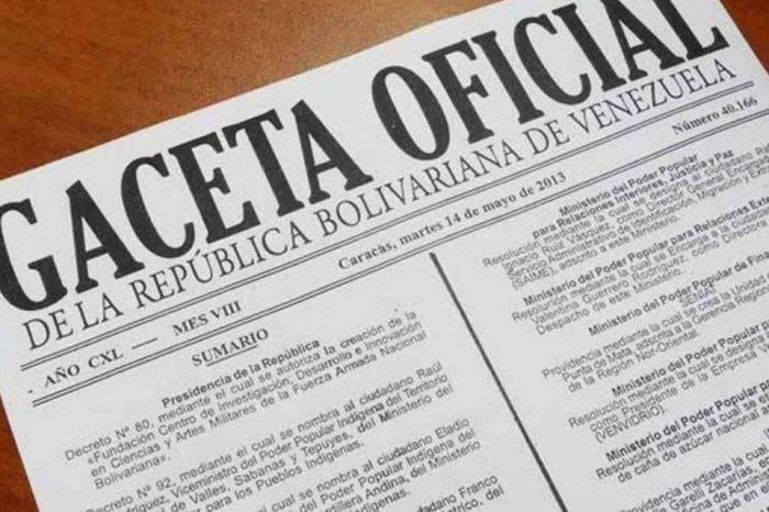 Decreto de guerra… (a la venezolana), por Reuben Morales