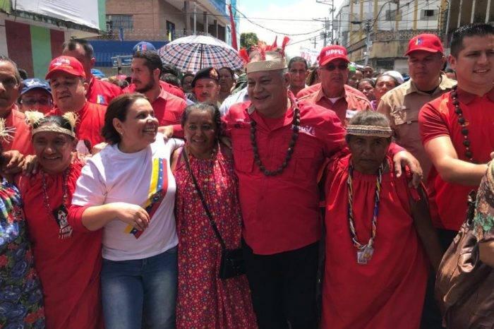 """Cabello tilda de """"jalabolas"""" a los países del Grupo de Lima respecto a EEUU"""