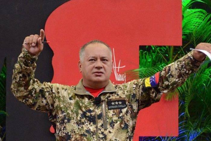 Cabello insinúa que incidente en banco de Puerto Rico está vinculado con opositores