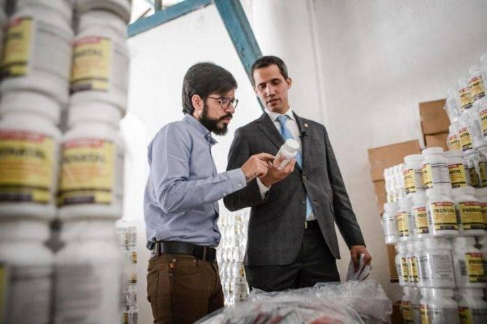 Red de salud católica recibe primer cargamento de la ayuda humanitaria