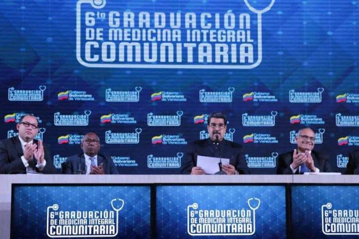 """Maduro retó a Guaidó: """"Convoque a elecciones a elecciones como dicta la constitución"""""""