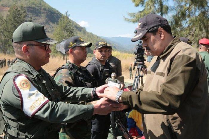 Nicolás Maduro: Con ley de amnistía le decían a la FAN que son unos delincuentes