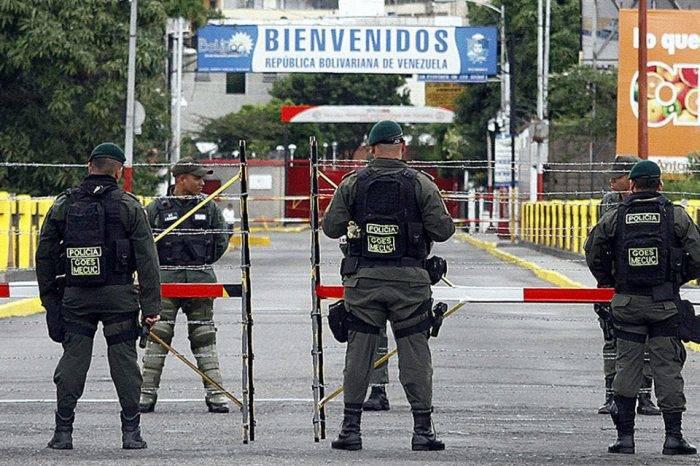 Gobierno ordena abrir pasos fronterizos hacia Colombia en Táchira