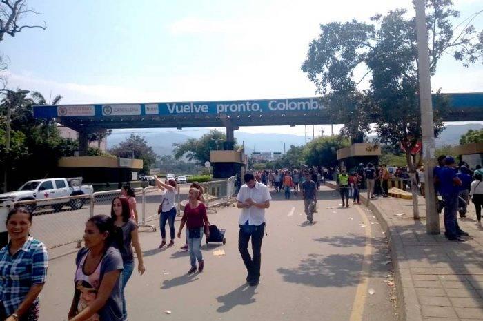 Delincuencia y ola de migrantes llevan a la frontera del Táchira con Colombia al colapso