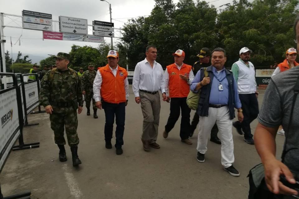 Colombia expulsa venezolano acusado de espionaje