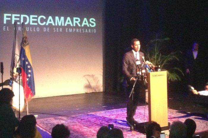 Guaidó cree que recuperación del país será posible tras elecciones libres