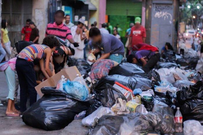 Hacia la peor recesión del mundo, por Marino J. González R.