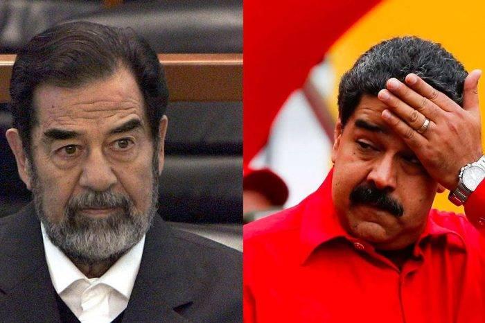 Hussein y Maduro, por Eduardo López Sandoval