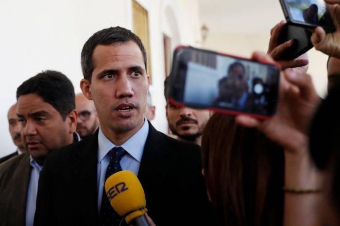 Guaidó anunció los 5 puntos de concentración para marcha del 12F