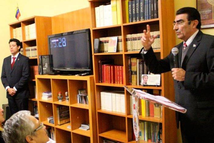 Embajada de Venezuela en Lisboa niega que se haya movido dinero a Uruguay