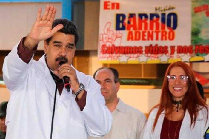 """Maduro desestima ayuda humanitaria ante los """"logros"""" de la misión barrio adentro"""