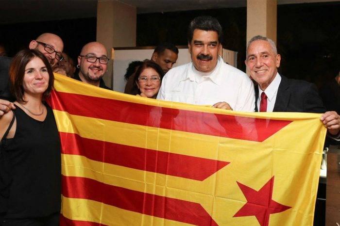 Maduro: Si me postulo a presidente en España, gano con más del 50% de los votos