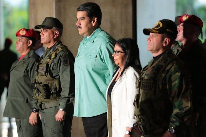 Maduro pide a la FAN un plan de despliegue permanente