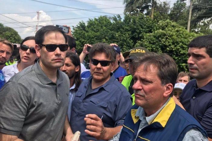Marco Rubio: Mientras la gente pasa hambre en Venezuela, los que mandan están gordísimos