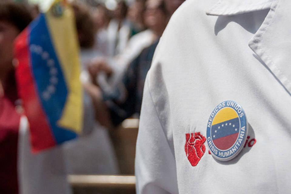Médicos unidos - trabajadores de la salud