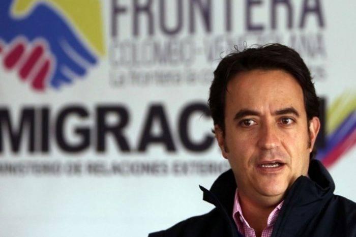 Colombia culpa a Maduro de lo que pueda sucederle personas que cruzan la frontera