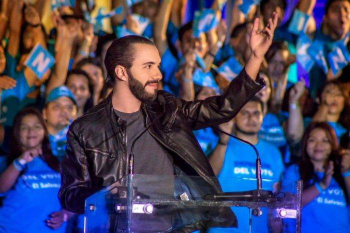 Nayib Bukele rompe bipartidismo en El Salvador al vencer en elecciones presidenciales