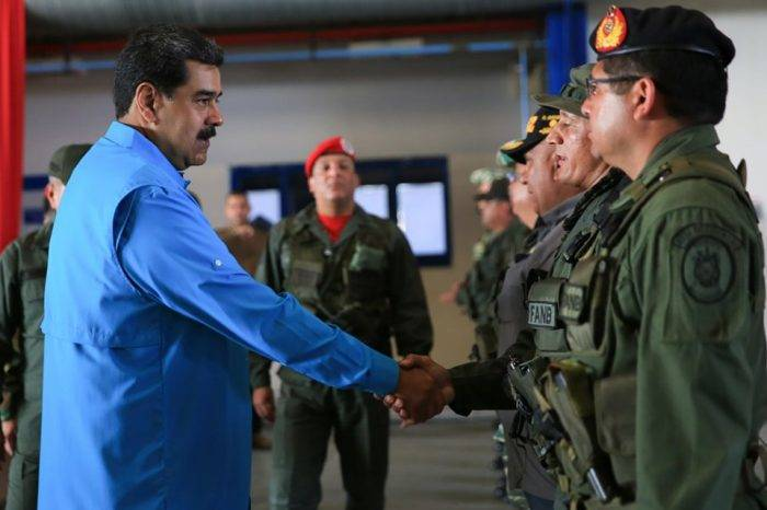 Maduro respalda las propuestas de diálogo de Uruguay, México y Caricom